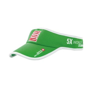 Compressport Triathlon/Running Visor Cap