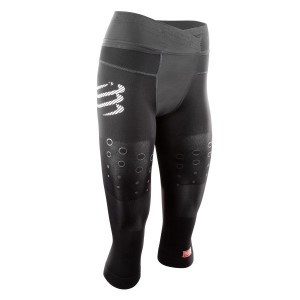Compressport Pirate Womens 3/4 Trail Running Tights