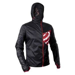 Compressport Hurricane Mens Trail Running Jacket